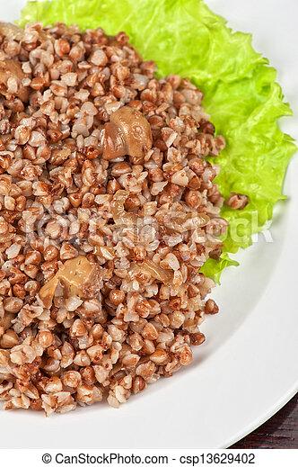 buckwheat - csp13629402
