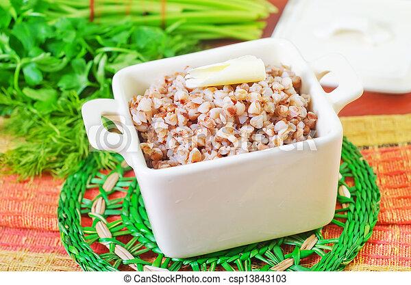 buckwheat - csp13843103