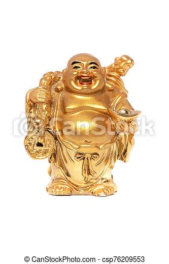 Budai Luohan - csp76209553