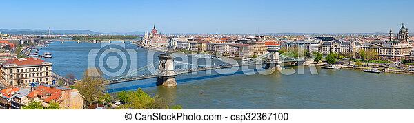 Budapest city - csp32367100