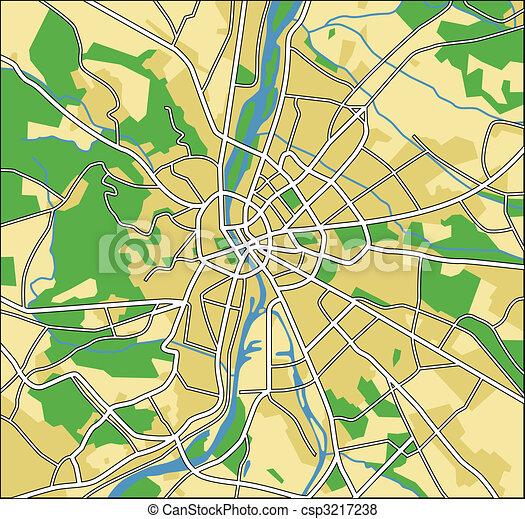 budapest térkép vektor Budapest. Vector map of budapest. . budapest térkép vektor
