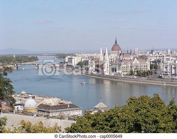 Budapest (Hungary) - csp0005649