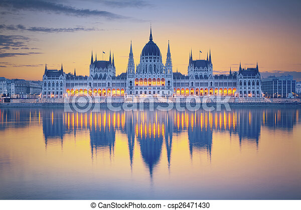 Budapest. - csp26471430