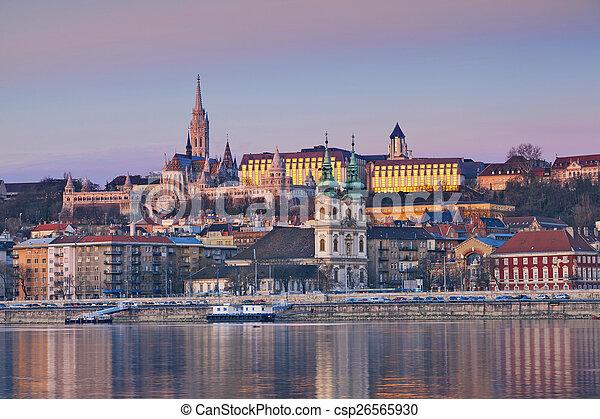 Budapest. - csp26565930