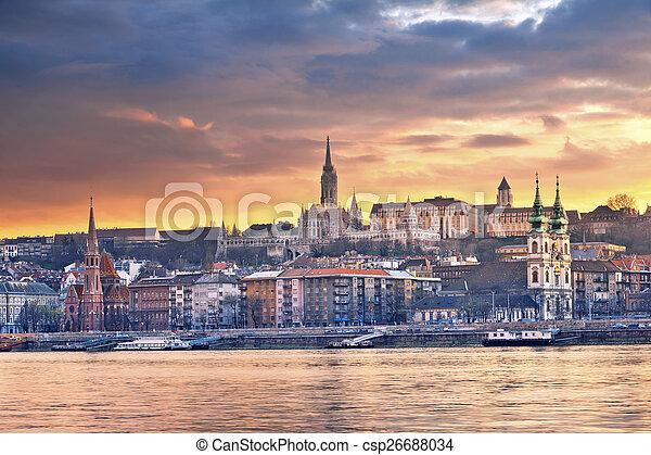 Budapest. - csp26688034