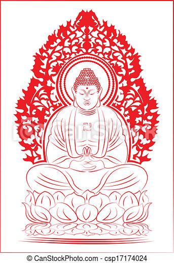 Buddha. - csp17174024