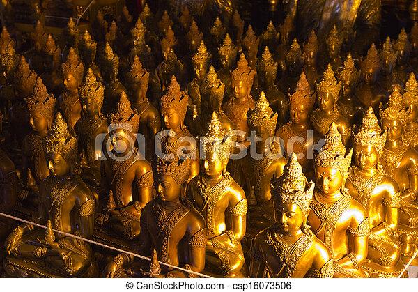Buddha image - csp16073506
