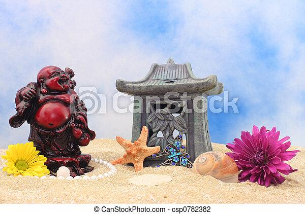 Buddha Still Life - csp0782382