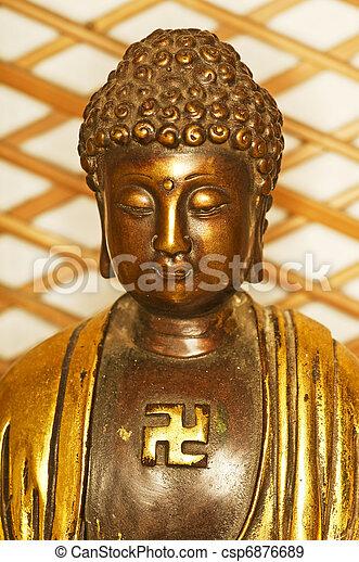 Buddha - csp6876689