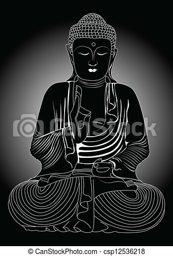 Buddha - csp12536218