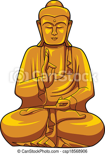 buddha vector clipart search illustration drawings and eps rh canstockphoto com buddha clip art images buddha clipart black