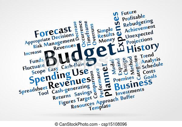 budget - csp15108096