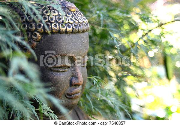 Budha Smile - csp17546357