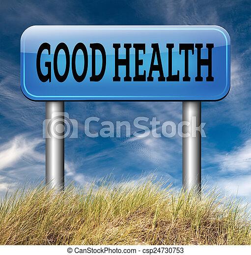 buena salud - csp24730753