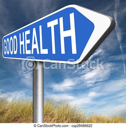 Buena salud - csp28486622