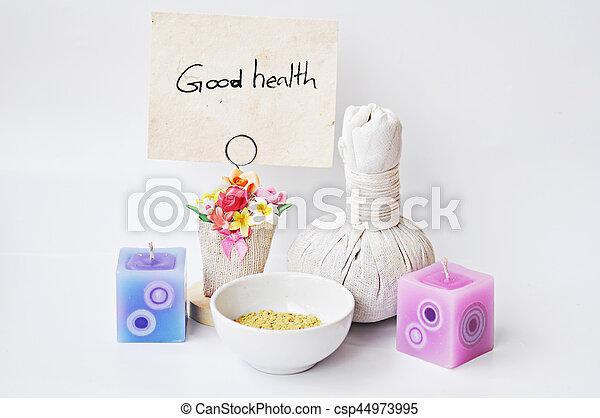Buena salud - csp44973995
