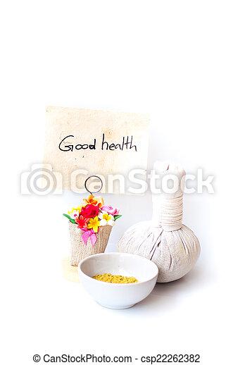 Buena salud - csp22262382