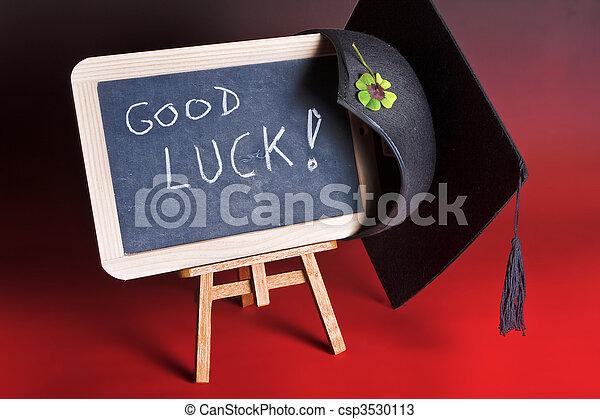 Buena suerte - csp3530113