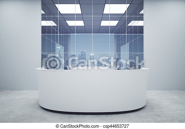 Büroempfang - csp44653727