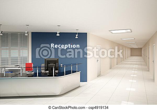 Büro - csp4919134