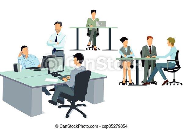 Bueroarbeit Eps Office Work