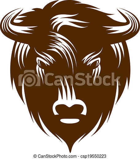 Buffalo Head - csp19550223