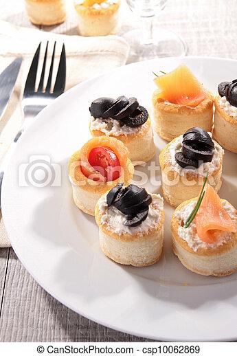 buffet food - csp10062869