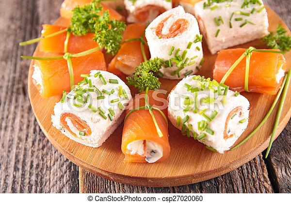 buffet food - csp27020060