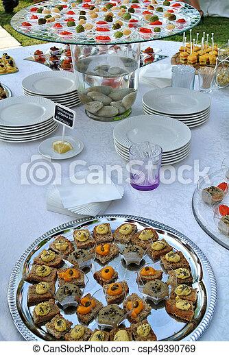 buffet - csp49390769