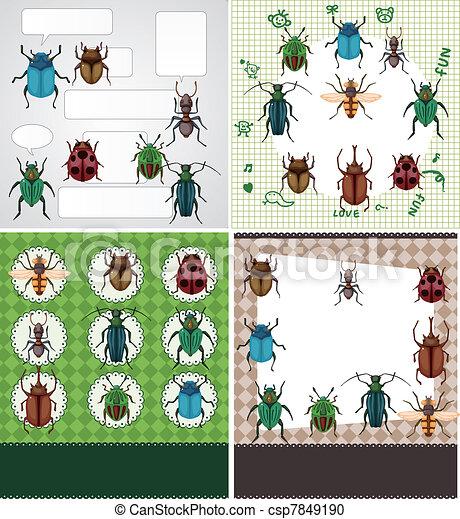 bug card - csp7849190