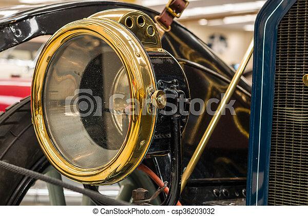 Buick Head Lamp - csp36203032