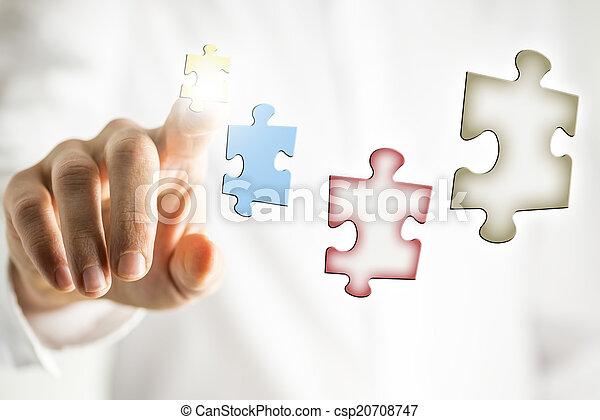 Building a business - csp20708747
