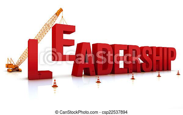 Building a Leadership - csp22537894