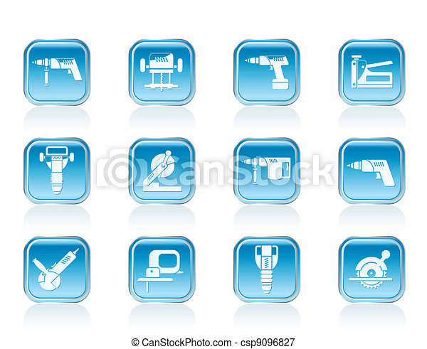 Building and Construction icons - csp9096827