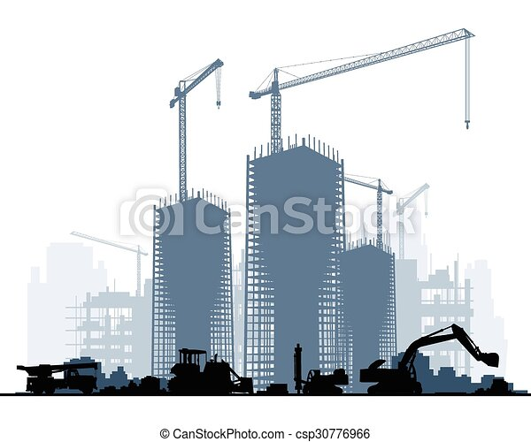 Building and construction machinery - csp30776966