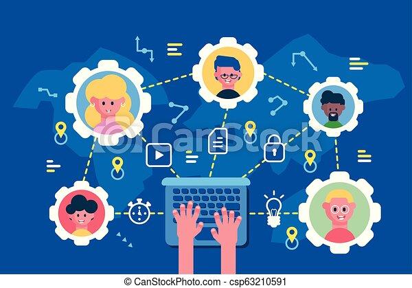 Building and sustaining effective team development - csp63210591