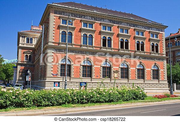 Building Austrian Museum Of Applied Arts Osterreichische Museum Fur Angewandte Kunst Vienna Austria