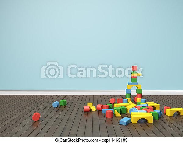 Building blocks - csp11463185