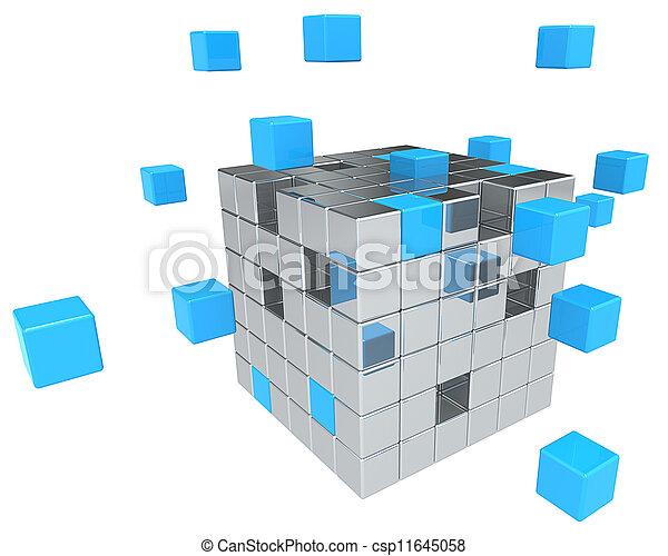Building Blocks. - csp11645058