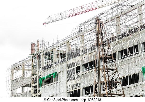 Building - csp16263218