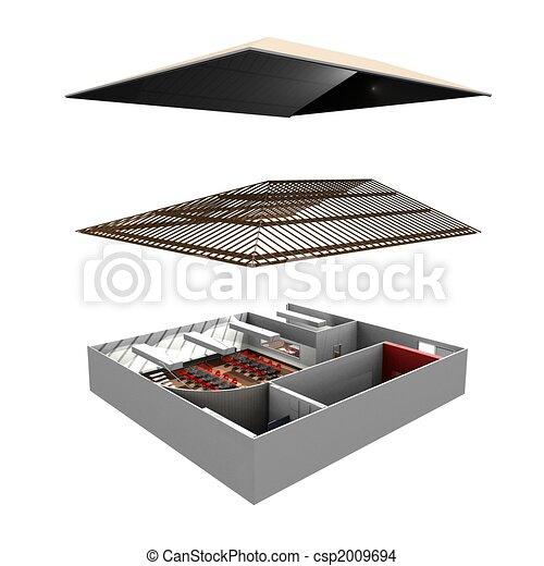 Building Construction - csp2009694
