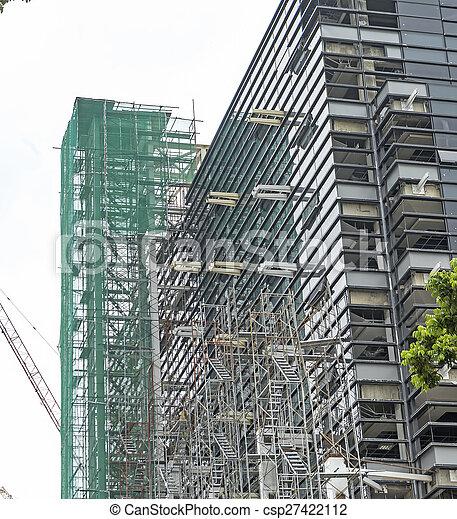 Building construction - csp27422112