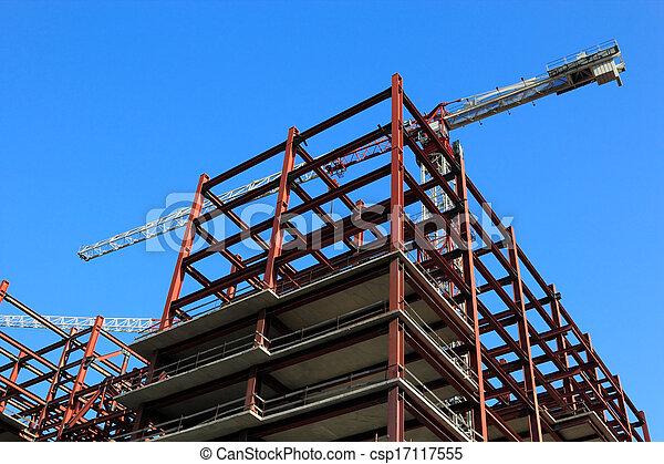 building construction - csp17117555