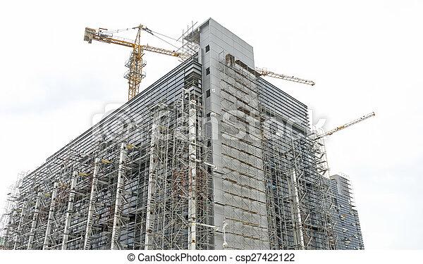 Building construction - csp27422122