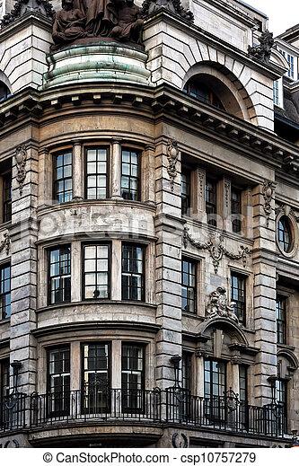 Building facade - csp10757279