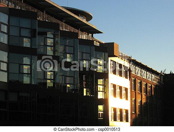 Building Front - csp0010513