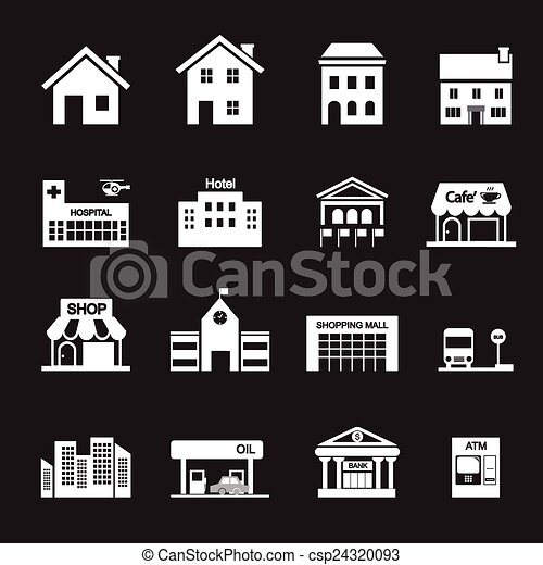 building icon - csp24320093