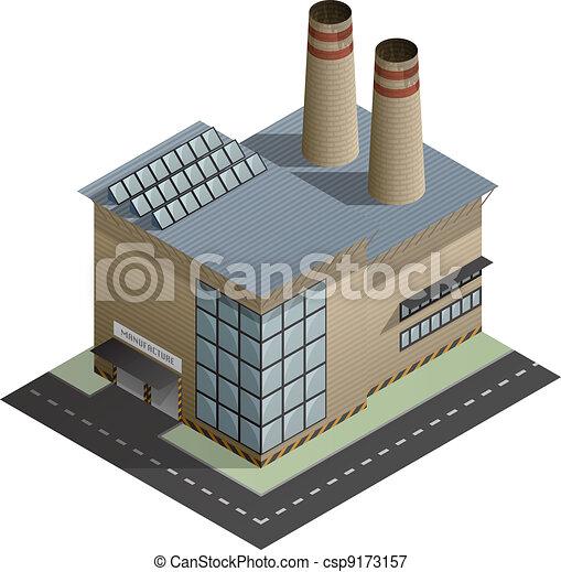 Building - csp9173157