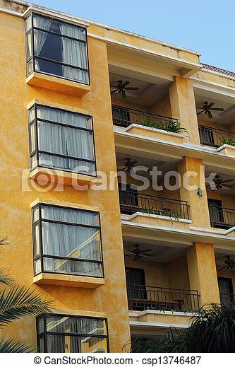 Building - csp13746487