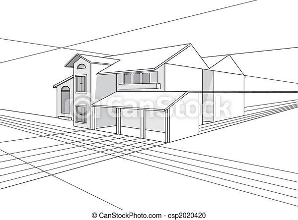 Building Plan Design - csp2020420